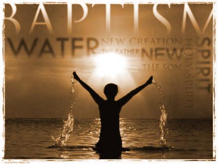 discovering baptism image