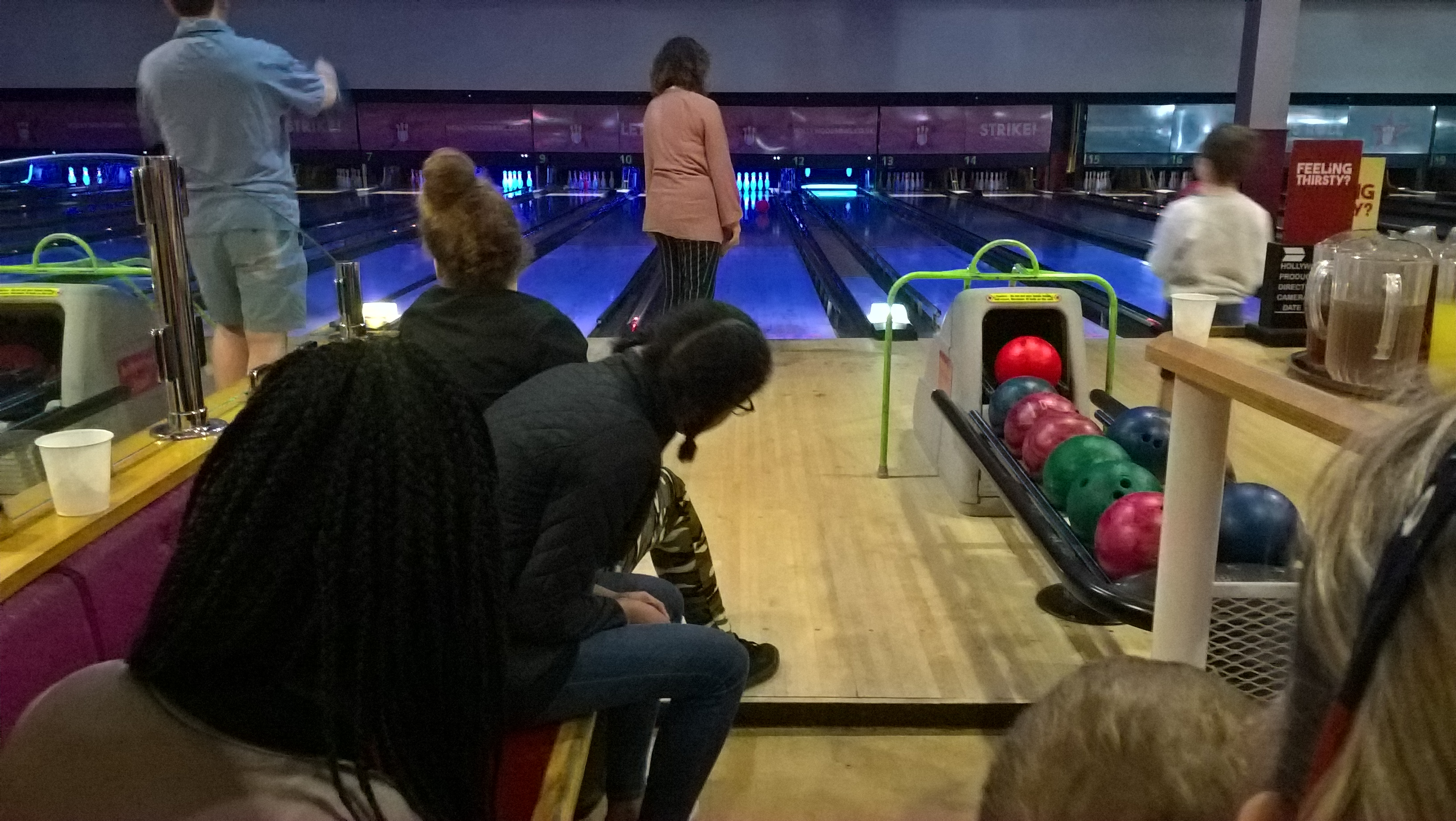 Unity Events Bowling